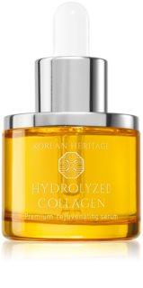 KORIKA Korean Heritage Regenerirajući serum za lice s hidroliziranim kolagenom