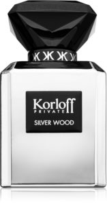 Korloff Korloff Private Silver Wood парфумована вода унісекс