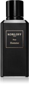 Korloff Pour Homme Eau de Parfum für Herren