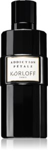 Korloff Addiction Pétale Eau de Parfum mixte