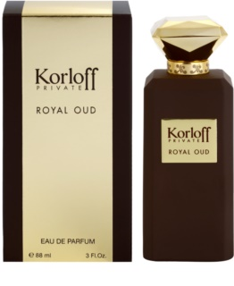 Korloff Korloff Private Royal Oud eau de parfum unisex 88 ml
