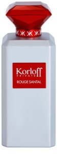 Korloff Korloff Private Rouge Santal eau de toilette mixte