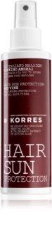 Korres Red Vine trattamento protettivo contro i raggi solari per capelli