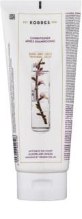 Korres Almond & Linseed Conditioner für trockenes und sprödes Haar