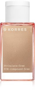 Korres Bellflower, Tangerine & Pink Pepper Eau de Toilette for Women