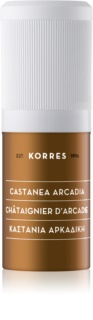 Korres Castanea Arcadia creme antirrugas refirmante para o contorno dos olhos