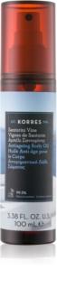 Korres Santorini Vine Tørolie med anti-aldringseffekt