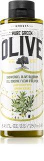 Korres Olive & Olive Blossom Shower Gel