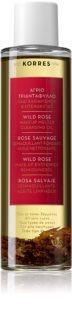 Korres Wild Rose ulei pentru indepartarea machiajului Ulei de curățare