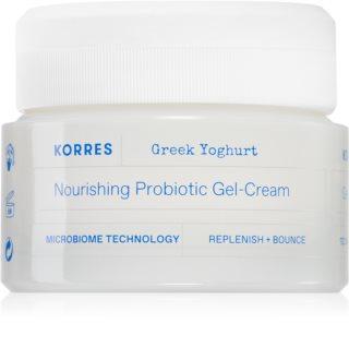 Korres Greek Yoghurt krem nawilżający z probiotykami