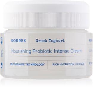 Korres Greek Yoghurt intensive, hydratisierende Creme mit Probiotika
