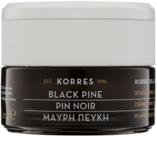 Korres Black Pine Firming Night Cream with Lifting Effect