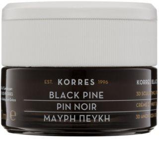 Korres Black Pine стягащ нощен крем с лифтинг ефект