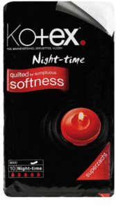 Kotex Night-time wkładki