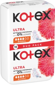 Kotex Ultra Comfort Normal sanitary towels