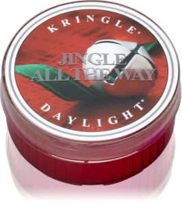 Kringle Candle Jingle All The Way čajna sveča