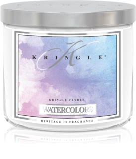 Kringle Candle Watercolors scented candle I.