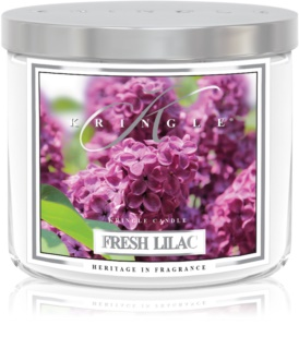 Kringle Candle Fresh Lilac candela profumata I