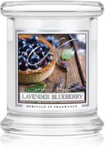 Kringle Candle Lavender Blueberry bougie parfumée