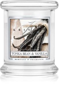 Kringle Candle Tonka Bean & Vanilla scented candle 127 g