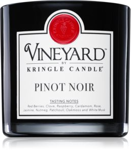 Kringle Candle Vineyard Pinot Noir vonná svíčka