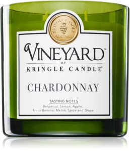 Kringle Candle Vineyard Chardonnay vonná svíčka