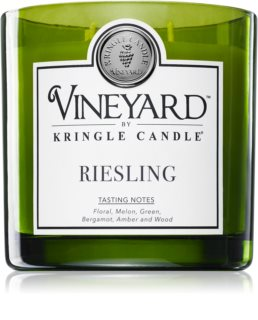 Kringle Candle Vineyard Riesling candela profumata