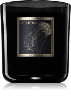 Kringle Candle Black Line Venom geurkaars