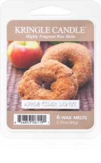 Kringle Candle Apple Cider Donut cera derretida aromatizante