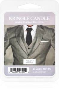 Kringle Candle Grey wachs für aromalampen