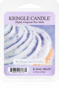 Kringle Candle Vanilla Lavender duftwachs für aromalampe