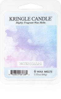 Kringle Candle Watercolors wachs für aromalampen