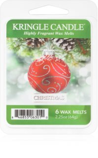 Kringle Candle Christmas vosk do aromalampy