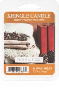 Kringle Candle Warm & Fuzzy wachs für aromalampen