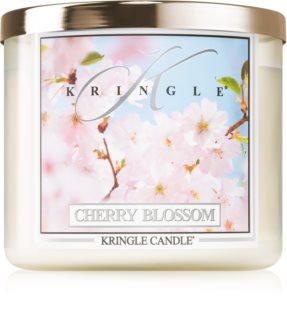 Kringle Candle Cherry Blossom vonná svíčka I.