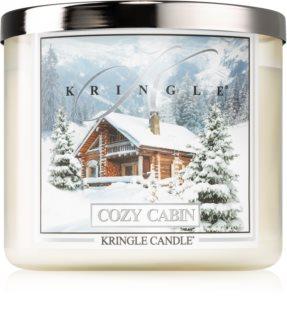 Kringle Candle Cozy Cabin vonná svíčka II.