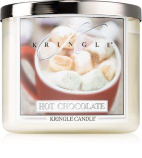 Kringle Candle Hot Chocolate vonná svíčka I.