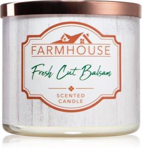 Kringle Candle Farmhouse Fresh Cut Balsam ароматна свещ