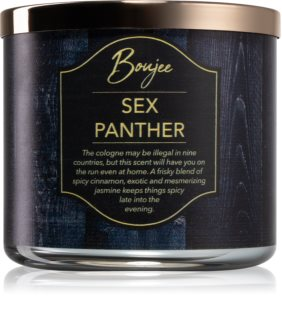 Kringle Candle Boujee Sex Panther scented candle
