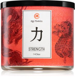 Kringle Candle Zen Strength scented candle