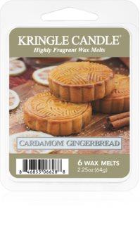 Kringle Candle Cardamom & Gingerbread smeltevoks
