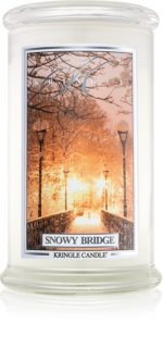 Kringle Candle Snowy Bridge doftljus