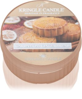 Kringle Candle Cardamom & Gingerbread candela scaldavivande