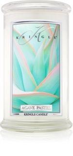 Kringle Candle Agave Pastel bougie parfumée