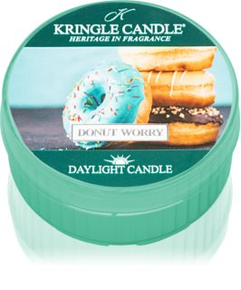 Kringle Candle Donut Worry bougie chauffe-plat