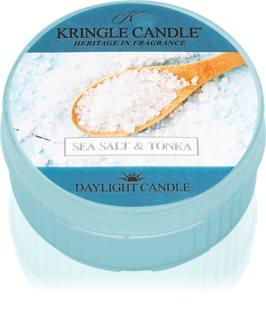 Kringle Candle Sea Salt & Tonka čajna sveča