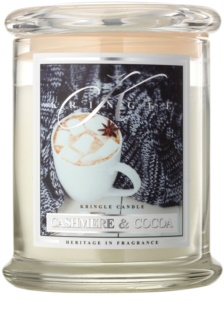 Kringle Candle Cashmere&Cocoa bougie parfumée