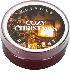 Kringle Candle Cozy Christmas bougie chauffe-plat