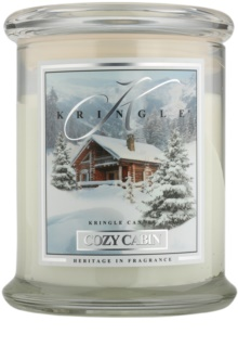 Kringle Candle Cozy Cabin dišeča sveča