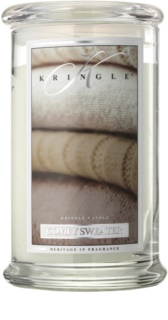 Kringle Candle Comfy Sweater candela profumata